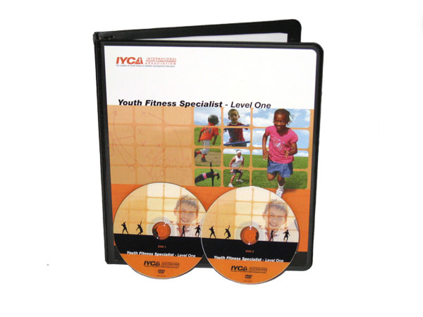 IYCA Youth Fitness Specialist Level 1 personal training certification