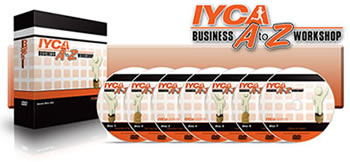 A-Z Youth Fitness Business DVDs