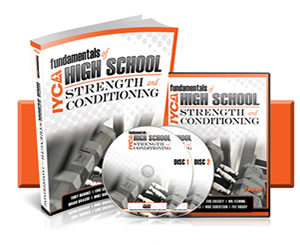 IYCA High School certification Strength &amp; Conditioning Coach Certification