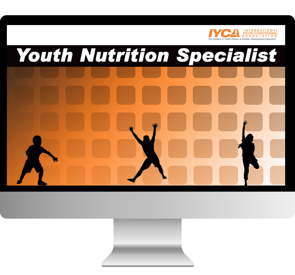 What Is The Youth Nutrition Specialist Certification