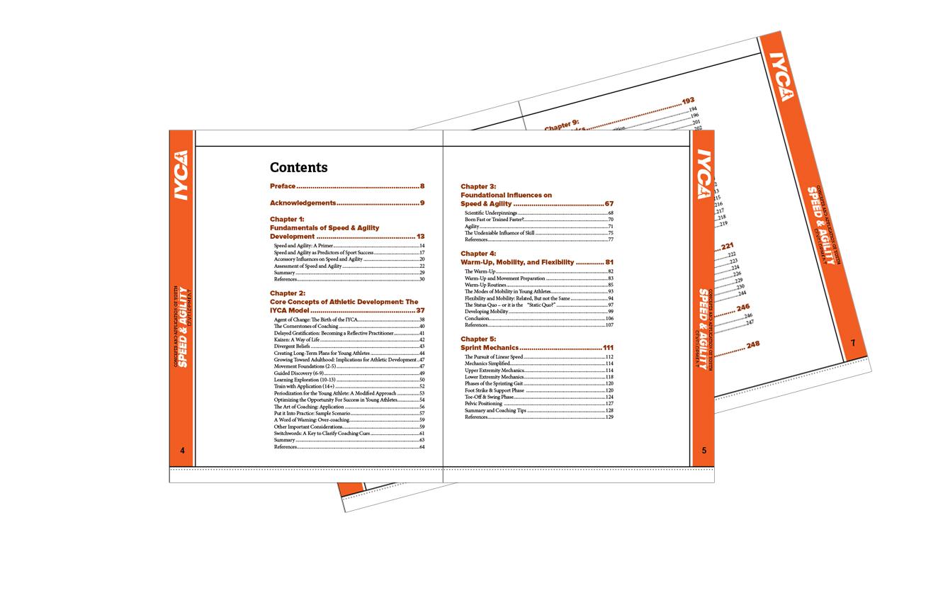 IYCA Certified Speed & Agility Specialist