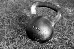 Kettlebell training progressions with young athletes