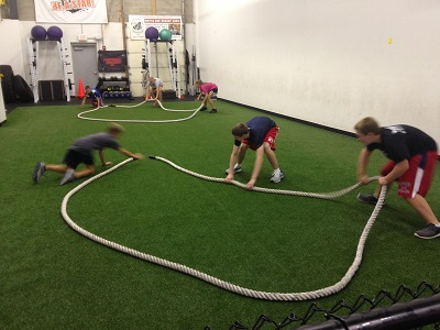 youth conditioning programs