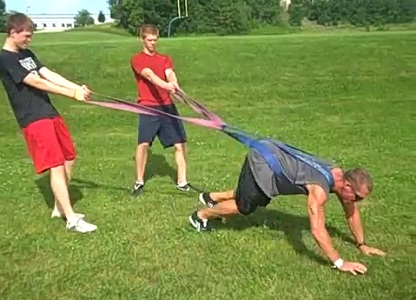 Speed and Agility Training Program 4