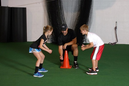 Developing speed in younger athletes 6-13 years old requires gameplay