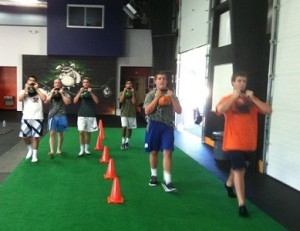 high school strength program for muti-sport developing athletes