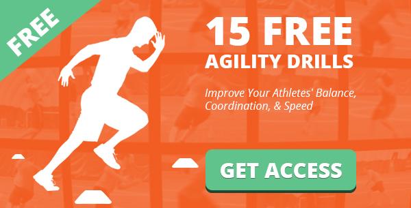 15 Agility Drills-Blog Banner