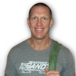 Dave Schmitz is an expert in resistance band training.