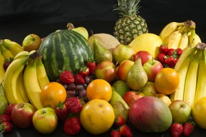 Fruits for developing athletes