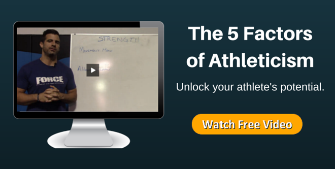 5 Factors of Athleticism