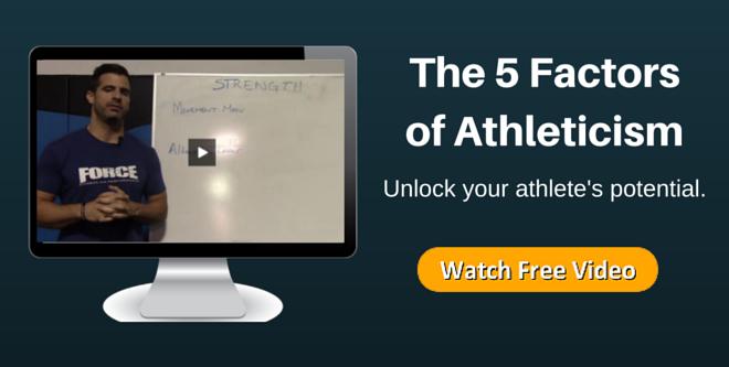 5 Factors of Athleticism
