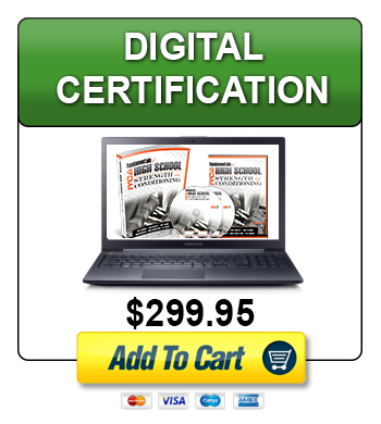 regular price digital certification purchase