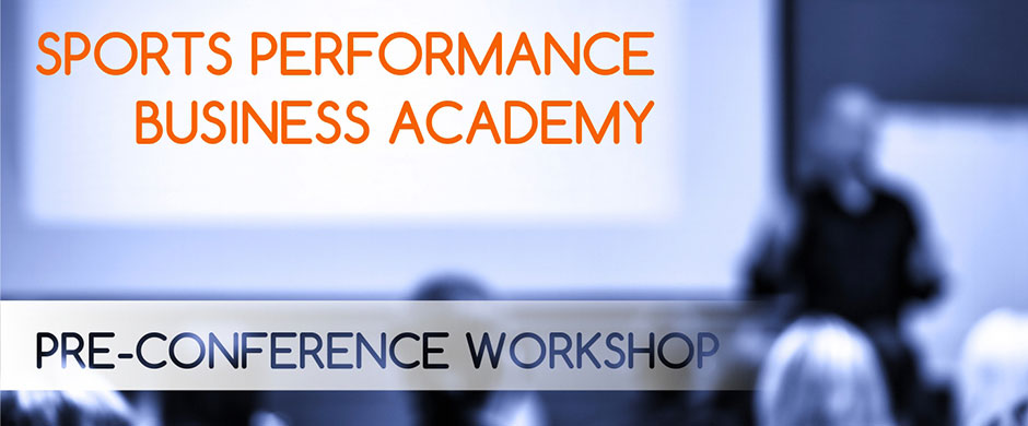 Pre-Conference Workshop