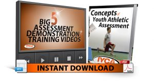 Youth Athletic Assessment