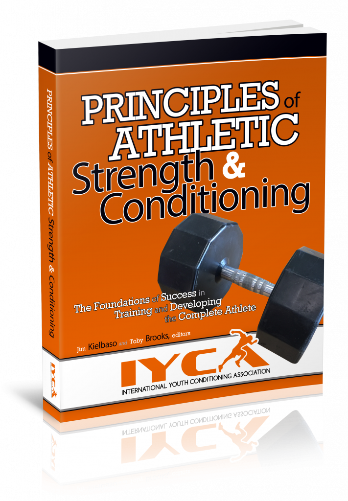 IYCA Principles of Athletic Strength & Conditioning book