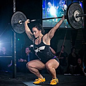 improve the power clean with the overhead squat
