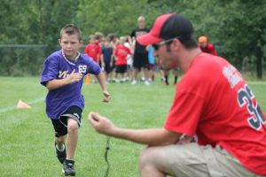 where to start with youth athletes