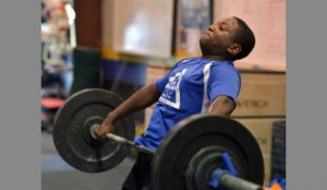 weightlifting in LTAD