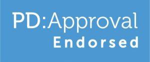 PDA Endorsed Blue