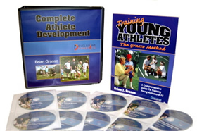 Complete Athlete Development System for Training Young Athletes