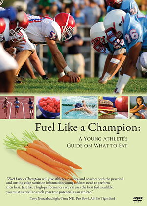 Fuel Like a Champion by Dr. Chris Mohr