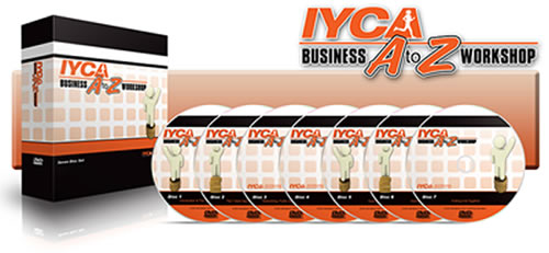 IYCA A-Z Youth Fitness Business System