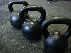 Kettlebell training for kids and youth athletes