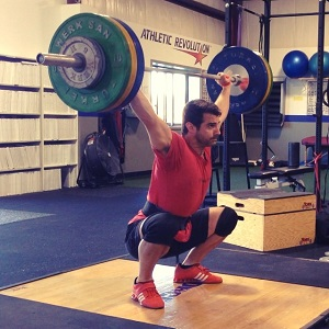Olympic Lifting With Young Athletes
