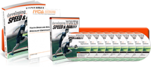 Youth speed and agility training certification