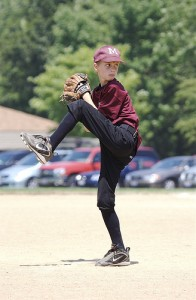 Youth Pitching injuries in young athletes