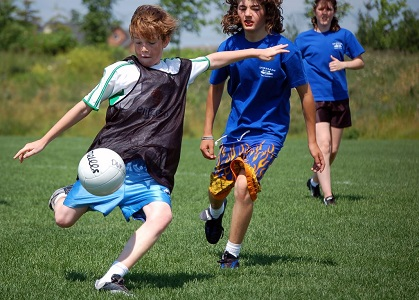 Tempo training gives youth athletes the foundation to build on with skill training.
