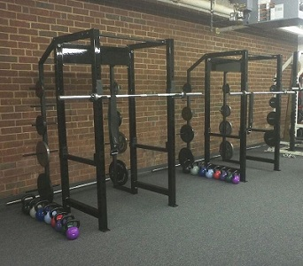 high school strength program