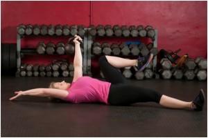 Shoulder Stabilization Exercises for Athletes: Arm Bar 2