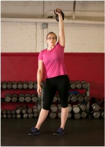 Shoulder Stabilization Exercises for Athletes: High Windmill 1