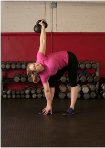 Shoulder Stabilization Exercises for Athletes: High Windmill 2
