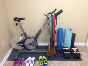 You don't need much equipment for your off-season training for youth athletes